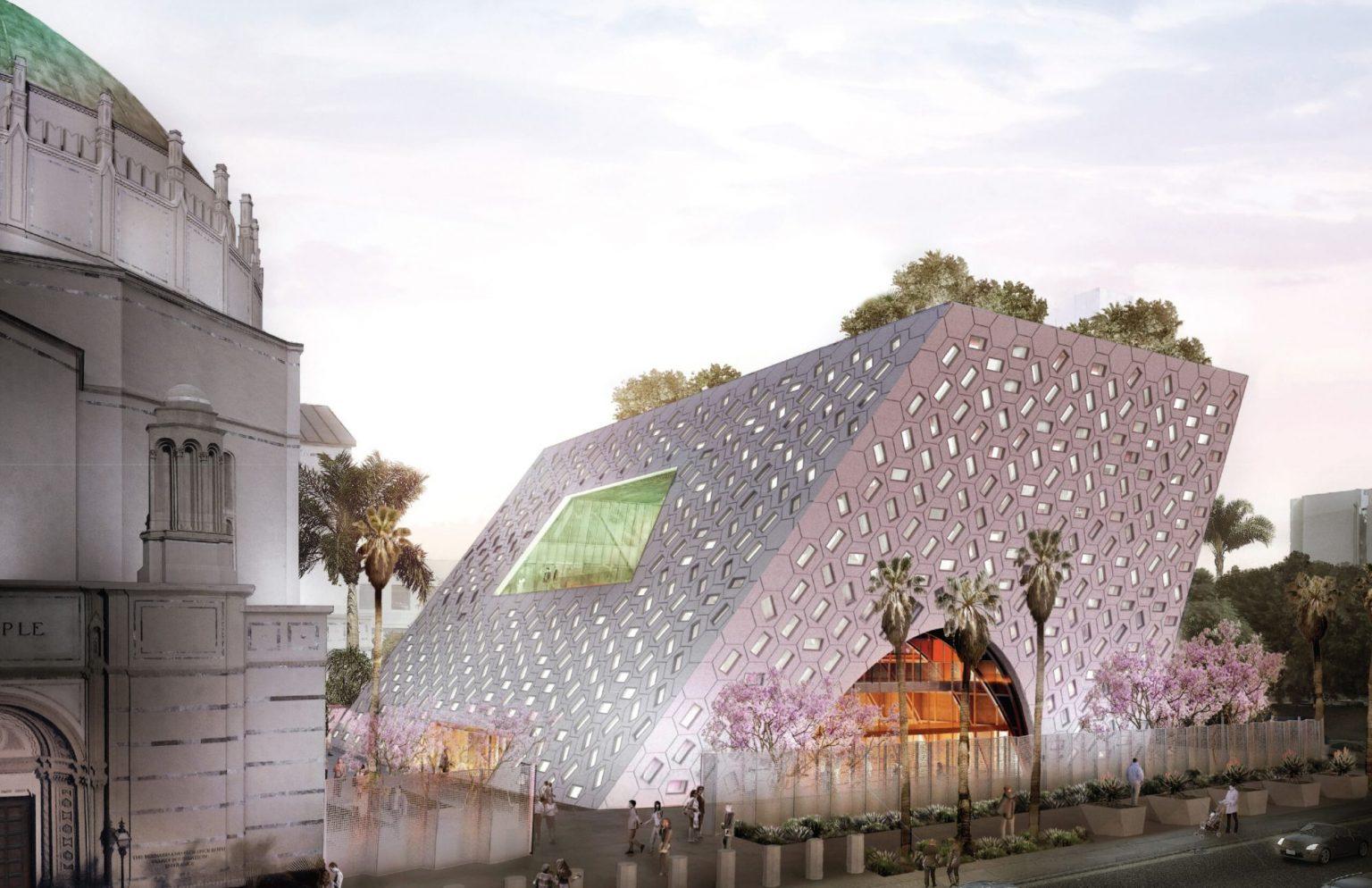 GenSpace building rendering