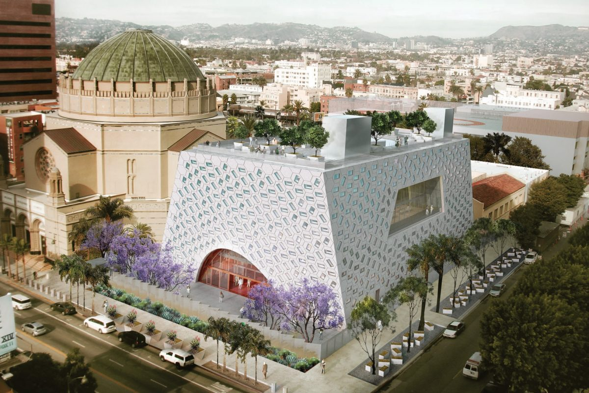 GenSpace senior facility in Los Angeles
